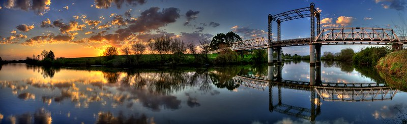 Paterson River Sunset