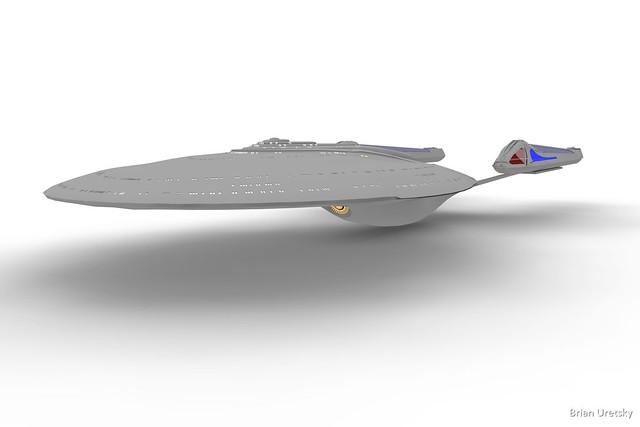 Sovereign Class Starship (3) | Flickr - Photo Sharing!
