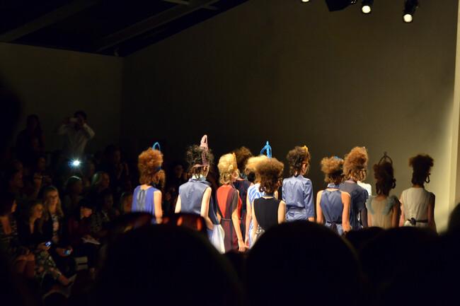 daisybutter - UK Style and Fashion Blog: london fashion week, bora aksu, 'modern garden' bora aksu collection, SS13