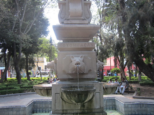 Mexique Coyoacan