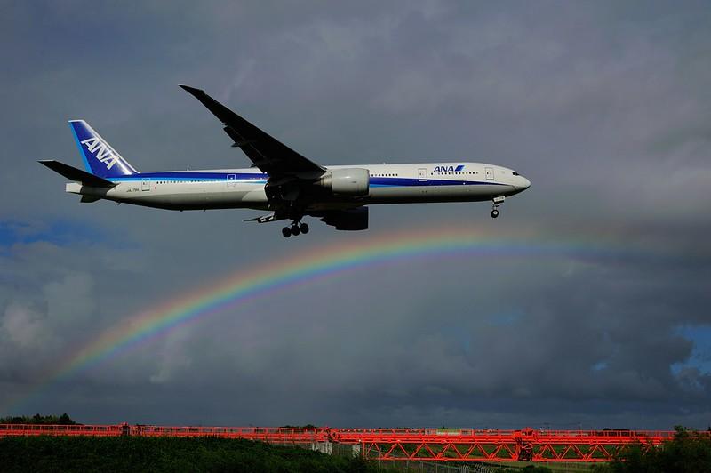 ANA Boeing777-300ER