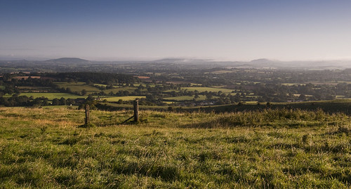 from Okeford Hill