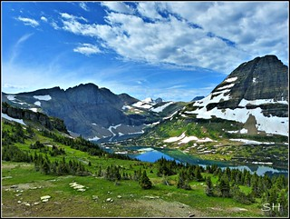 Logan's Pass - Glacier National Park