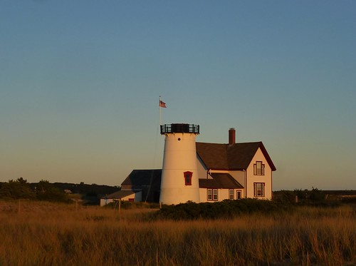 Stage Harbor Light House