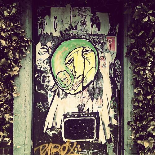 head #streetart #brussels