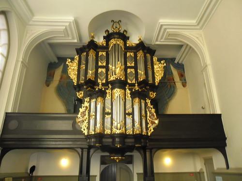 Orgel im Pelstergasthuis
