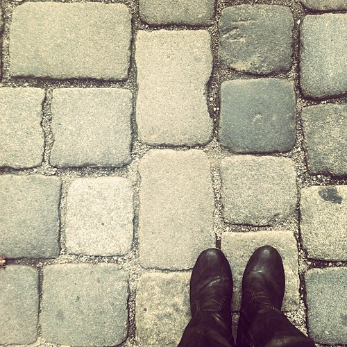 Me....loves #cobblestones