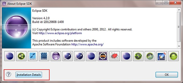 uninstall plugins eclipse