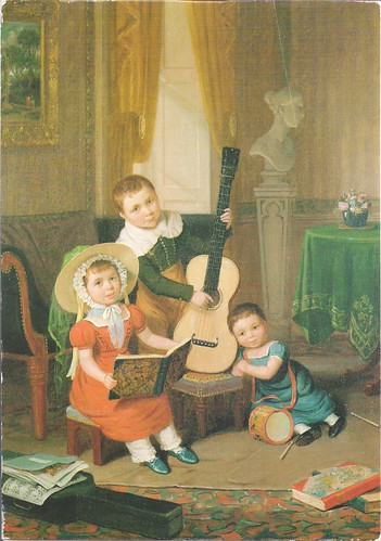 The Young Trio 1829