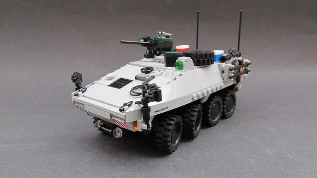 Petraeus APC- V2