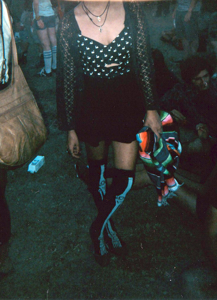 FYF Fuck Yeah Fest 2012 outfit, fashion