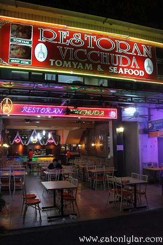 Restoran Vicchuda Tomyam & Seafood