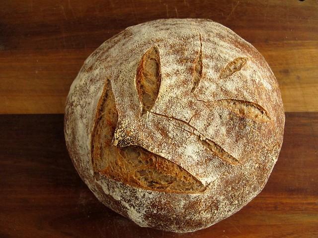 pain au méteil