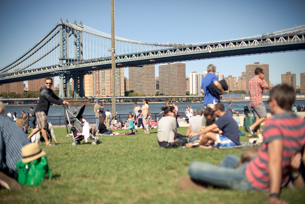 Brooklyn Bridge Park/Smorgasburg
