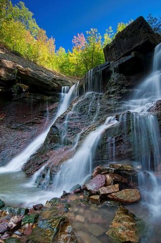 waterfall hamilton falls urbannature hfg niagaraescarpment hamiltonwaterfalls chedokecreek lowerchedokefalls