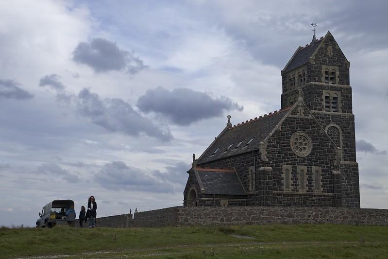 St. Edward's Chapel on Canna
