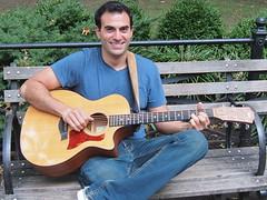 Ramzi Khoury, 33, musician