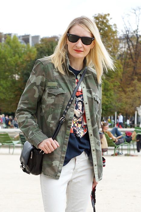 paris fashion week outfit
