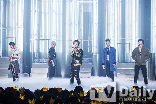 Big Bang - Mnet M!Countdown - 07may2015 - TV Daily - 02