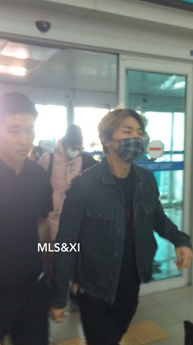 Big Bang - Incheon Airport - 24sep2015 - MyLadies - 01