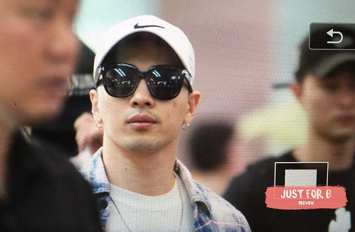 BIGBANG Departure Seoul Incheon to Foshan 2016-06-10 (56)