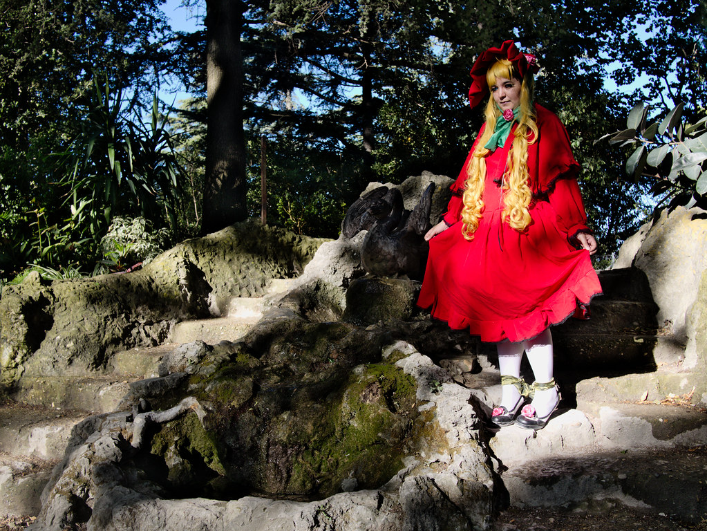 related image - Shooting Shinku - Rozen Maiden - Jardin des Doms - Avignon -2016-08-15- P1520272