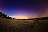 Field by night