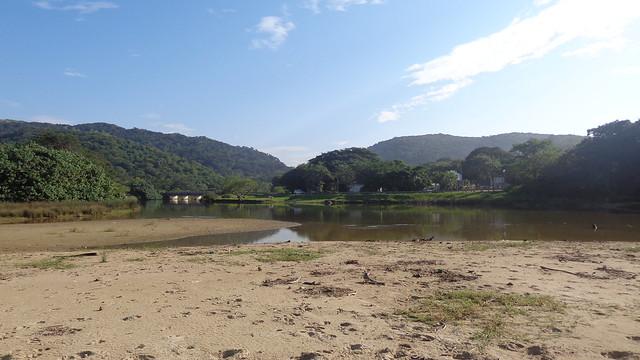 Second Beach - Lagoon