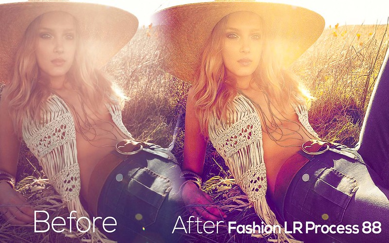 Fashion LR Presets 72