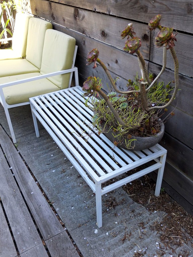 Awesome Outdoor Furniture Small Metal Table Painted White 10 Andrewgaddart Wooden Chair Designs For Living Room Andrewgaddartcom