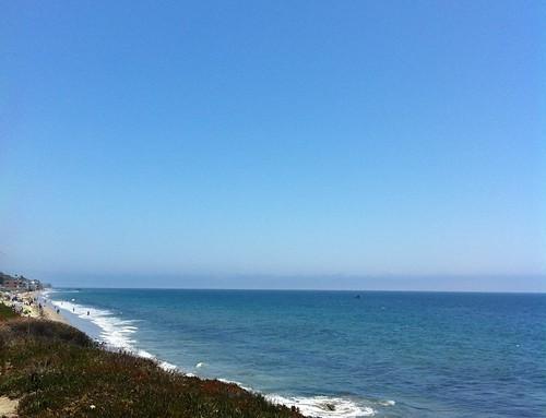 Day trip from LA: Malibu