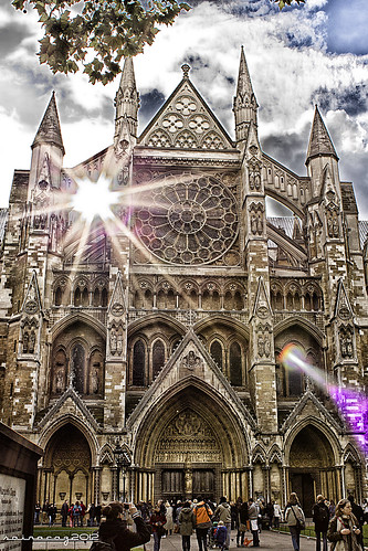 Abadia de Westminster by sairacaz