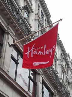 Hamleys Banner