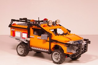 Ford Ranger P375 Offroad Fire Response Vehicle