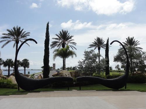 Dali Museum-Giant mustache