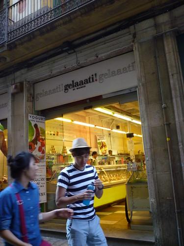Heladería Gelaaati Barcelona