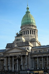 Buenos Aires - Balvanera: Palacio del Congreso de la Nación Argentina