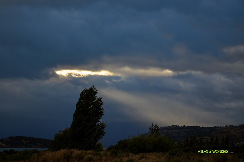 Nubes Patagónicas