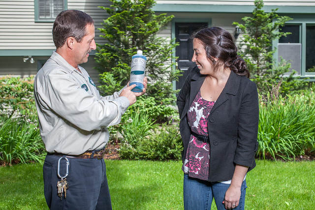Healthy septic system septic pumping service littleton ma