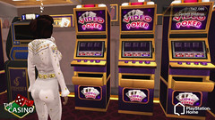 Casino - Video Poker in PlayStation Home