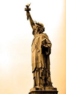 New York --- Freiheitsstatur, Liberty