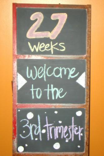 3rd trimester!!!