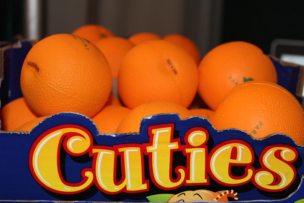 Midwest Produce Expo - Cuties | Great Marketing Cuties Cleme
