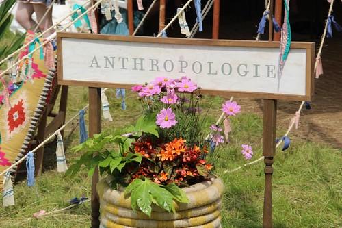 Anthropologie at Port Eliot Festival
