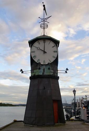404 Reloj puerto Oslo