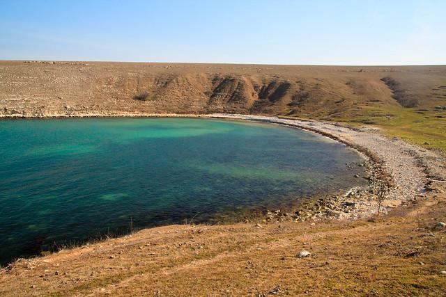 A Crimean bay