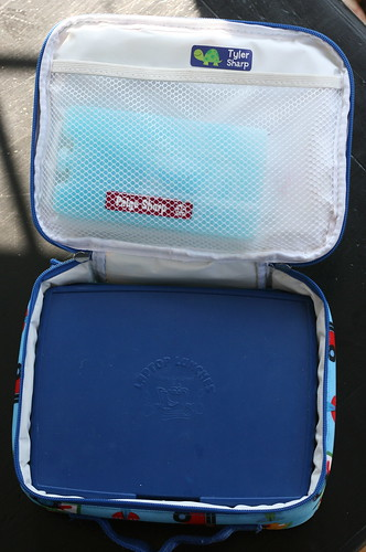 Laptop Lunches inside Lunch box