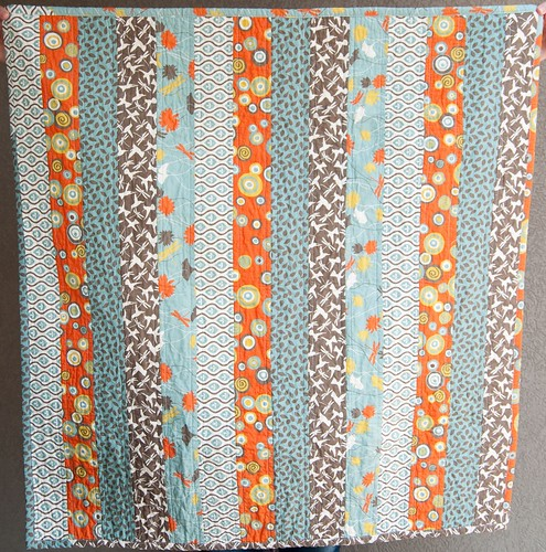 Baby Quilt Strip Side