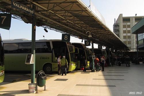Terminal Alameda | Tur Bus