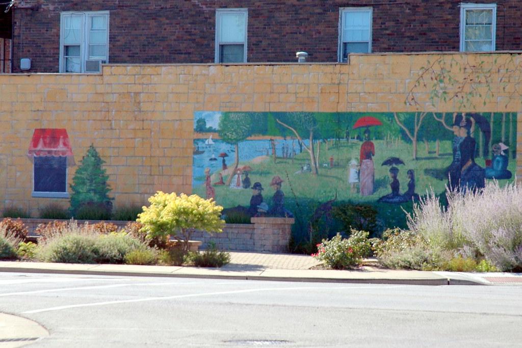 Mural, Wilmington, IL